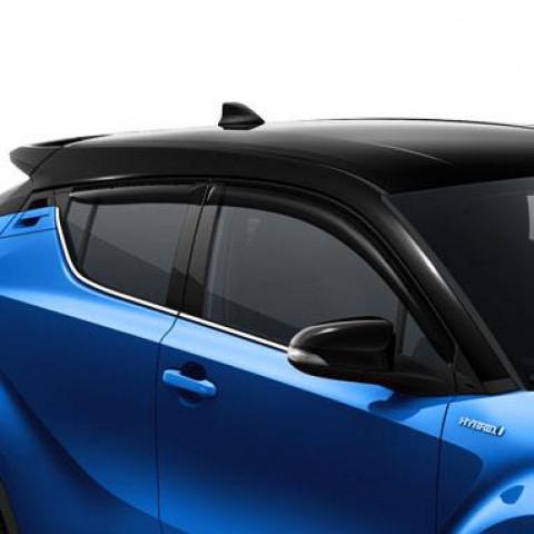 Дефлектори для передніх вікон Toyota C-HR