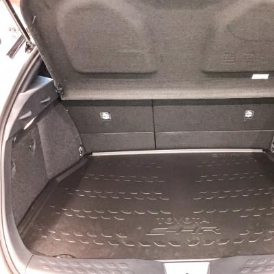 Килимок багажника для C-HR