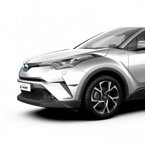 Захисні кутові молдинги для Toyota C-HR