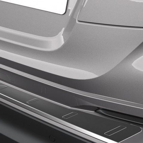Захисна планка заднього бампера - сталь для Toyota C-HR
