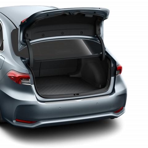 Захисна пластина заднього бампера для Toyota Corolla