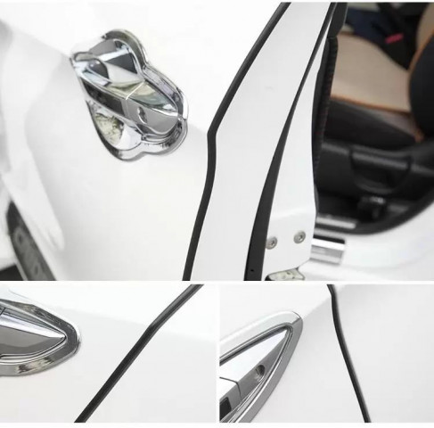 Захист торця двері для Toyota Highlander
