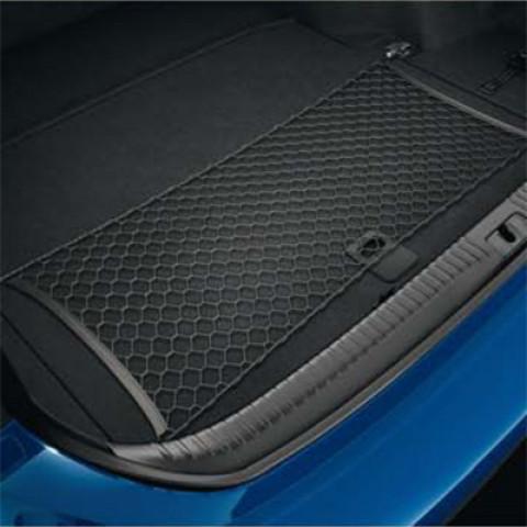 Горизонтальна сітка в багажник для Toyota LC 200