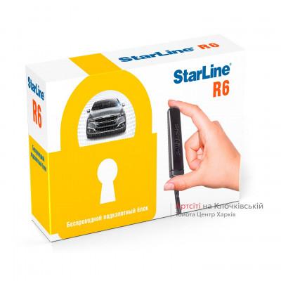 Підкапотне реле блокування StarLine R6 для C-HR