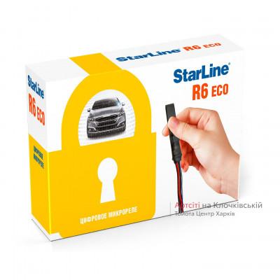 Салонне реле блокування StarLine R6 Eco для C-HR
