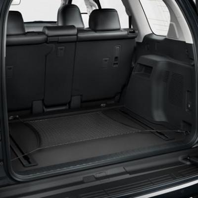 Горизонтальна сітка багажника для Prado