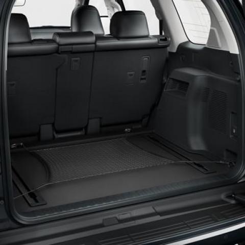 Горизонтальна сітка багажника для Toyota Prado