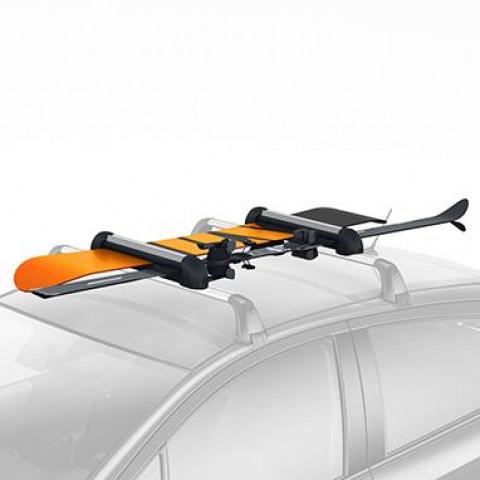 Кріплення для лиж на Toyota LC 200