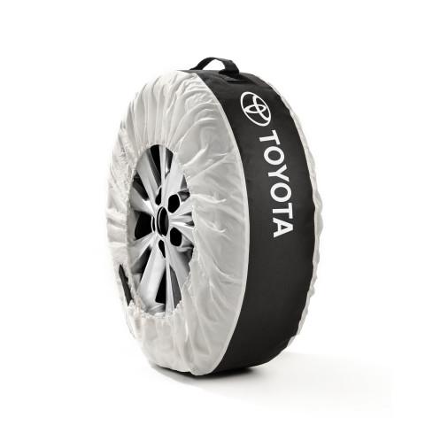 Чохли для коліс для Toyota Rav4